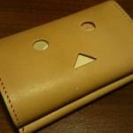 小さい財布ダンボーバージョンにお札を入れた様子2