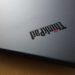 ThinkPad X1 Extreme の ThinkPadロゴ